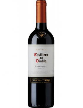 Casillero Del Diablo - Concha Y Toro - Rouge - Vin Central Valley