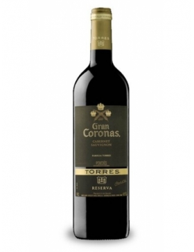 Torres Grand Coronas rouge - Vin Penedès