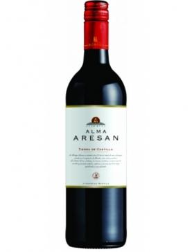 Alma Aresan Bonfils rouge - Vin Tierra de Castilla