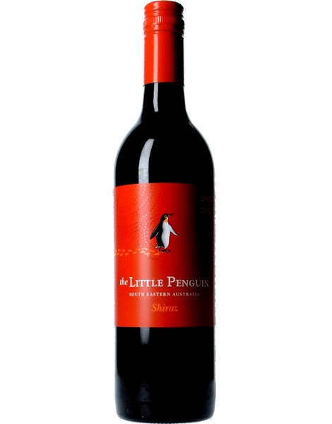 The Little Penguin Shiraz Rouge