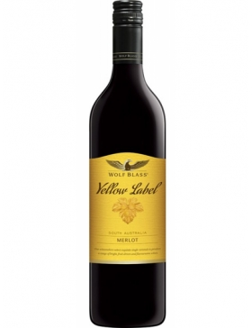 Wolf Blass Yellow Label Merlot Rouge