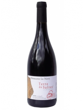 Vin - Domaine Le Novi - Terres de Safres - Rouge