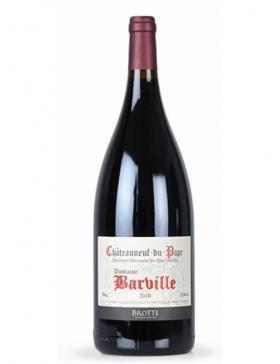 Maison Brotte - Domaine de Barville - Magnum - Vin Châteauneuf-du-Pape