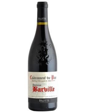 Maison Brotte - Domaine de Barville - Vin Châteauneuf-du-Pape