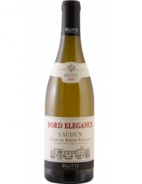 Maison Brotte - Côtes du Rhône Laudun Bord Elégance - Blanc