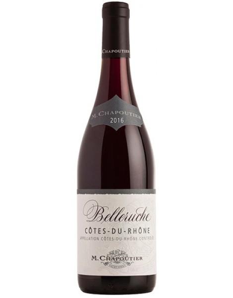 M.Chapoutier - Belleruche - Rouge