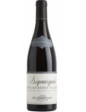 M.Chapoutier - Villages Signargues - Vin Côtes du Rhône