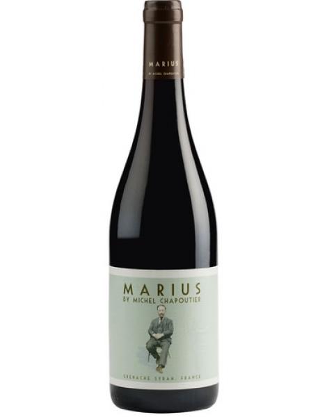 M.Chapoutier - Marius - Rouge