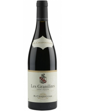 M.Chapoutier - Saint-Joseph Les Granilites - Rouge