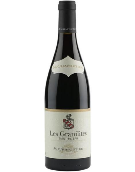 M.Chapoutier - Les Granilites - Rouge