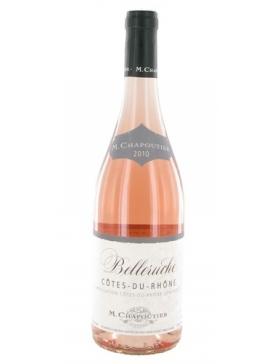 M. Chapoutier - M.Chapoutier - Belleruche - Rosé