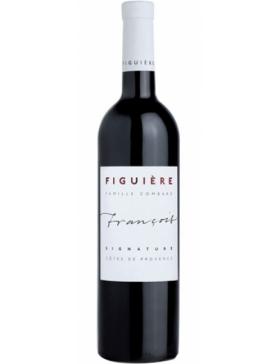 Côtes de Provence - Saint André de Figuière cuvée Signature François