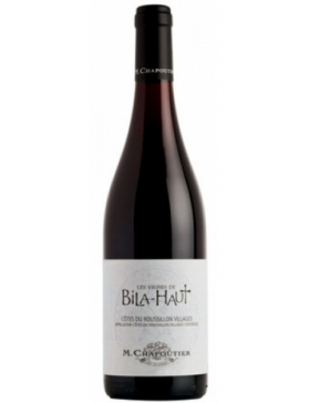 Côtes du Roussillon Villages - M.Chapoutier - Les Vignes de Bila-Haut - Rouge