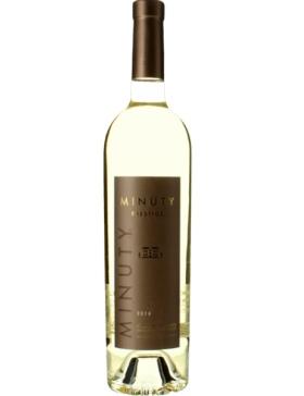 Château Minuty - Cuvée Prestige - Blanc - Vin Côtes de Provence