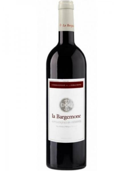Commanderie de la Bargemone - Rouge - 2014