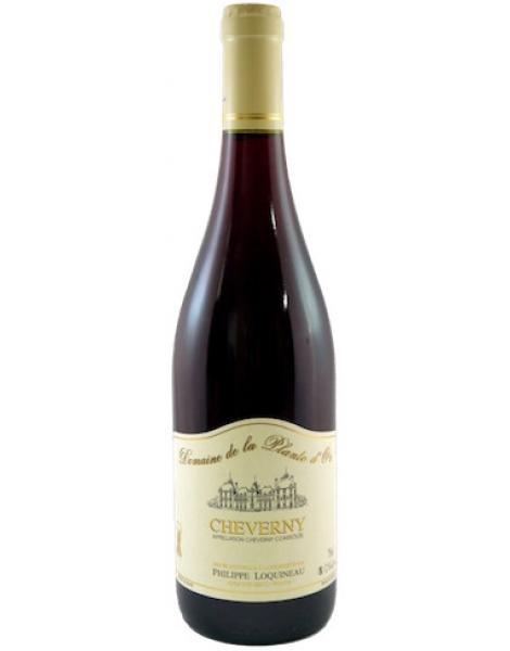 Domaine Loquineau - Cheverny Marquis de la Plante d'Or - Rouge