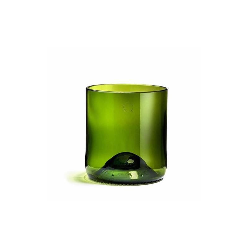 verre q de bouteilles d battre x6 accessoire autour du. Black Bedroom Furniture Sets. Home Design Ideas