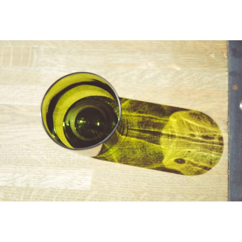 verre q de bouteilles rire x6 accessoire autour du vin au meilleur prix. Black Bedroom Furniture Sets. Home Design Ideas