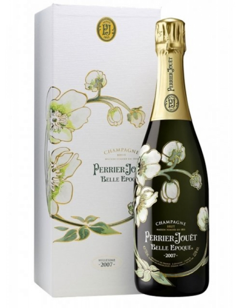 Perrier-Jouët Belle Epoque 2011 - Coffret