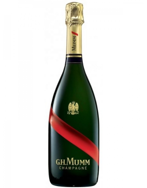 champagne mumm grand cordon
