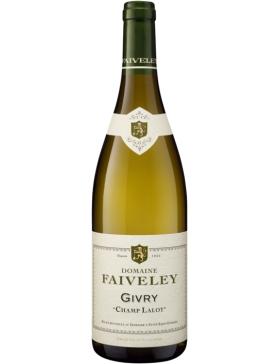 Domaine Faiveley Givry Blanc 2014