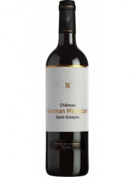 Château German Marbuzet - Rouge - 2014 - Vin Saint-Estèphe