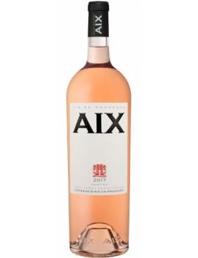AIX Rosé Jéroboam - Vin Coteaux d'Aix en Provence