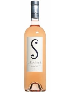 Famille Sumeire Rosé de S - Magnum - Vin IGP Vin de Méditerranée