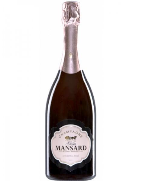 Mansard Gilles - Ancestral Rosé