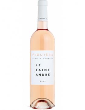 Figuière cuvée Le Saint André - Vin IGP Vin de Méditerranée