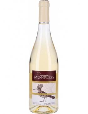 Domaine Monplezy - Plaisirs - Blanc - Vin Pays d'Oc