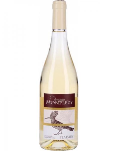 Domaine Monplezy - Plaisirs - Blanc