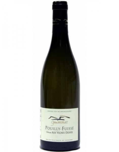 Domaine Gilles Morat - Pouilly Fussé - Aux Vignes Dessus