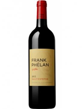 Frank Phélan 2013 - Second vin du Château Phélan Ségur