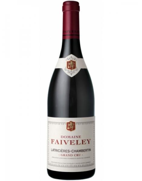 Faiveley - Latricières-Chambertin - Grand cru Domaine 2011