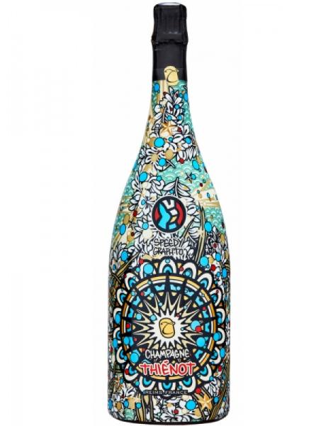 Champagne Magnum Thiénot Speedy Graphito 2018