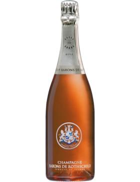 Barons de Rothschild - Barons De Rothschild Brut Rosé Magnum