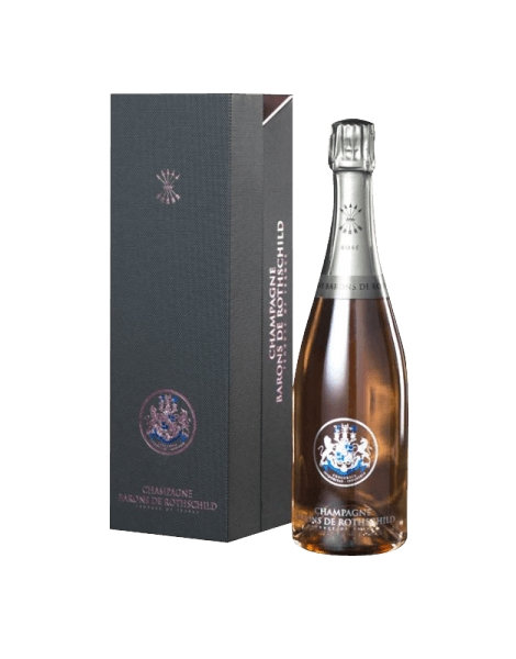 Barons De Rothschild Brut Rosé Coffret Premium