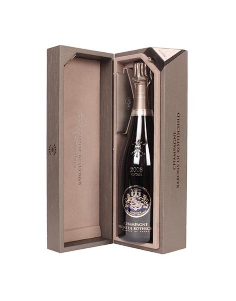 Barons De Rothschild Brut Blanc de Blancs Vintage 2008 Coffret Luxe
