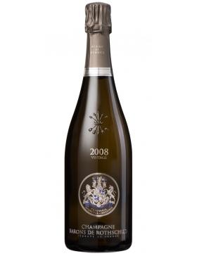 Barons de Rothschild - Barons De Rothschild Brut Blanc de Blancs Vintage 2008