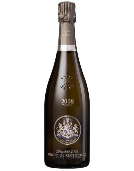 Barons De Rothschild Brut Blanc de Blancs Vintage 2008