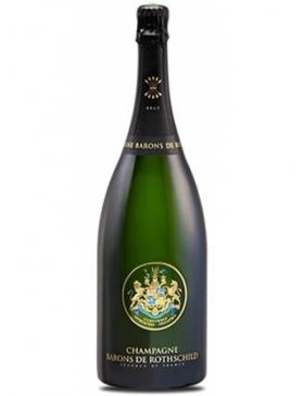 Barons De Rothschild Brut Magnum - Champagne AOC Barons de Rothschild