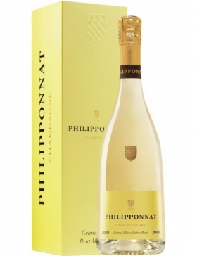 Philipponnat Grand Blanc Millésime 2008 - Champagne AOC Philipponnat