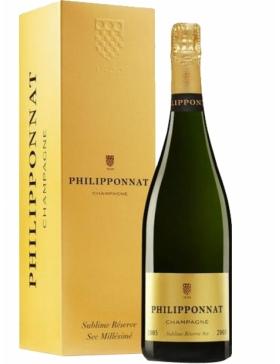 Philipponnat Sublime Réserve Millésime 2008 - Champagne AOC Philipponnat