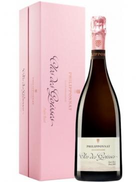 Champagne & Idées Cadeaux - Philipponnat Clos des Goisses Juste Rose Millesime 2006