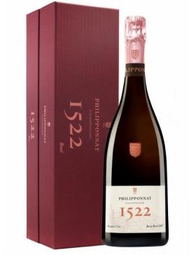 Philipponnat - Philipponnat Cuvée 1522 Rosé Premier Cru Millésime 2007