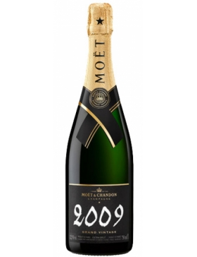 Champagnes de Prestige - Moët & Chandon Grand Vintage 2009