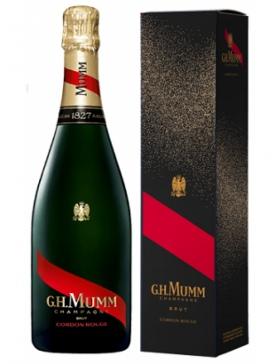 Mumm Cordon Rouge Etui - Champagne AOC Mumm