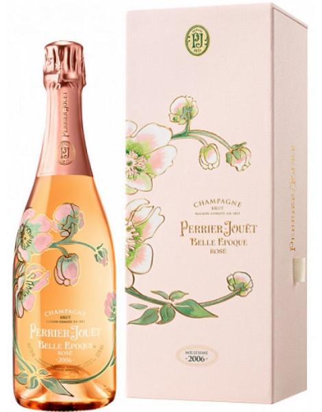 Perrier-Jouët Belle Epoque 2006 Rosé Coffret Luxe