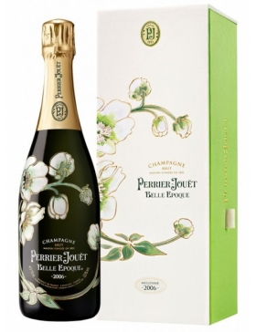 Perrier-Jouët Belle Epoque 2006 Coffret